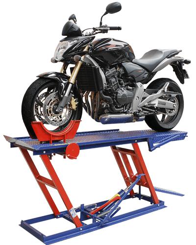 Elevador de Moto Hidráulico 400 Kg