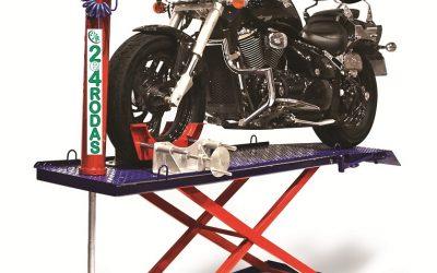 Elevadores de Moto com Cilindro Vertical 450 kg