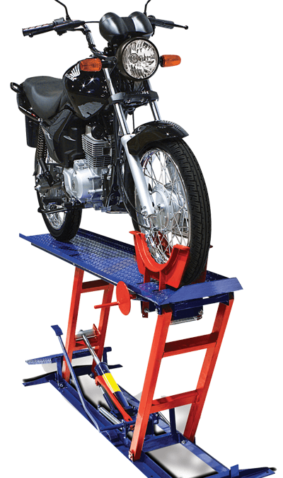 Rampa Hidráulica de Moto 250 Kg