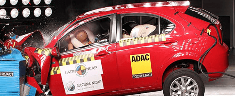 O que fazer quando acontece perda total no carro que tem Air-Bag?