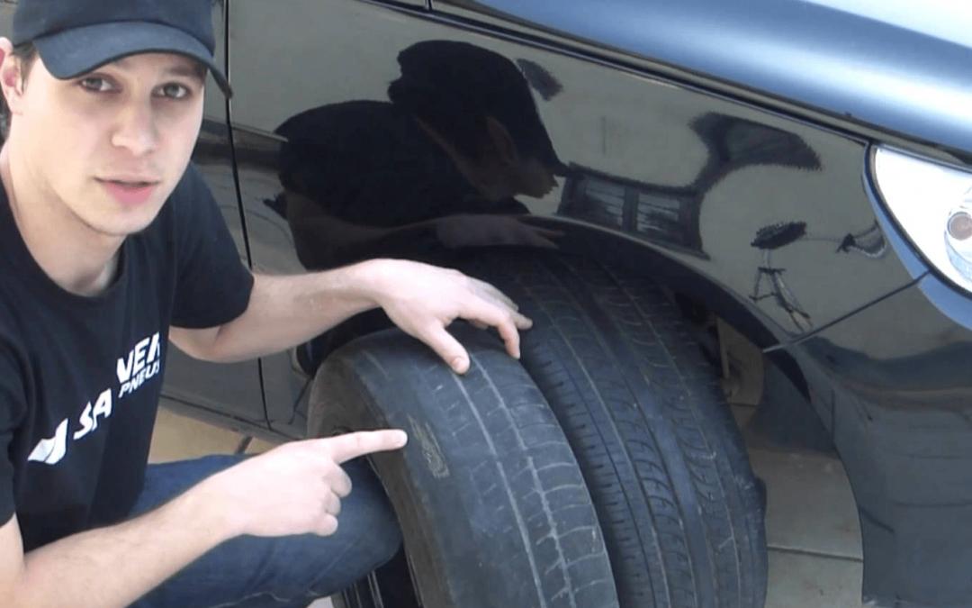 Como não gastar os pneus