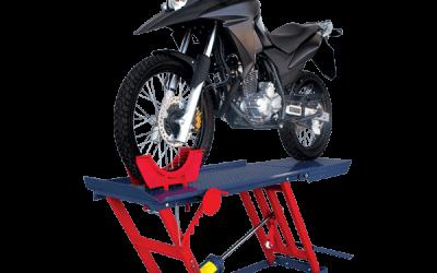 Elevador de Moto Pneumático 350 Kg