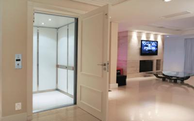 Como ter um elevador residencial?
