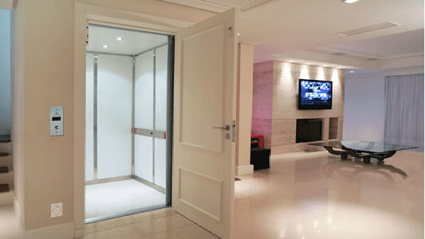 como ter um elevador residencial