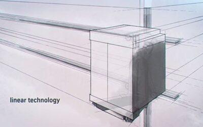 Elevadores de levitação magnética