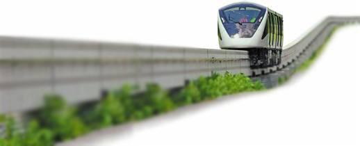 monotrilho o transporte coletivo mais prático e rápido