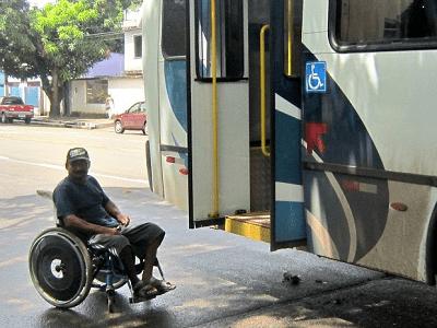 acessibilidade para deficientes