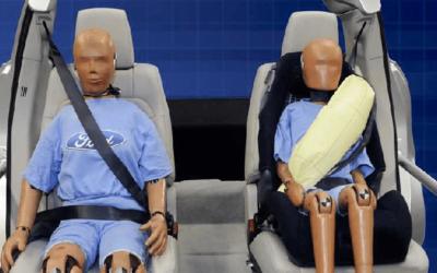 Cinto Inflável, o cinto com airbag