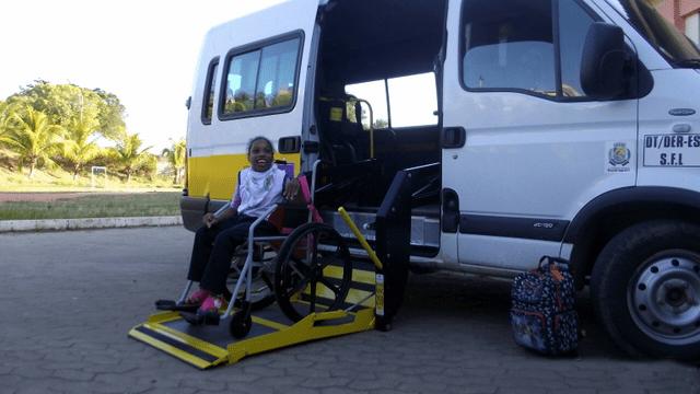 Acessibilidade em transportes públicos