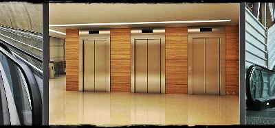 Importância de manutenção em elevadores e escadas rolantes