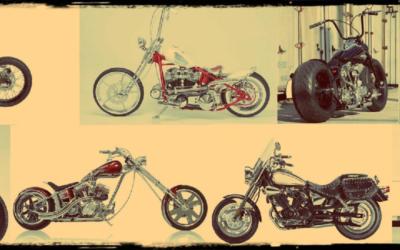 Quais são as customização de moto