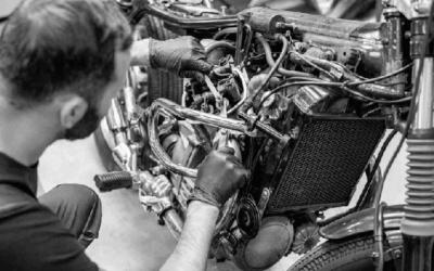 Injeção Eletrônica em motos
