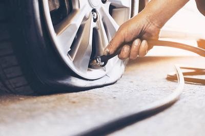 qual a importância da calibragem do pneu